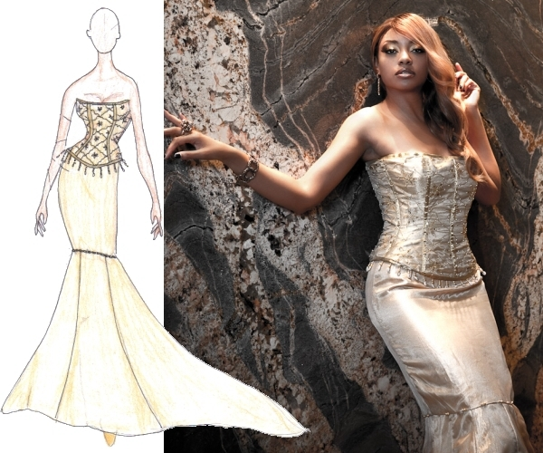 Therez Fleetwood Wedding Gowns: You Oughta Know: Therez Fleetwood