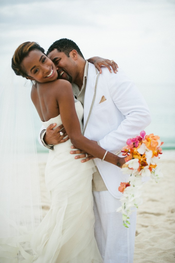 Join the Forresters in Grenada for a breathtaking beach affair!