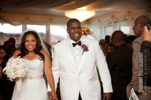 Celine & Orville Jump the Broom!