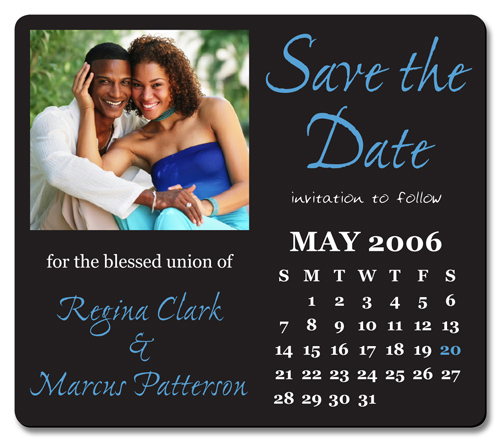 Wedding SOS The 411 On Save Dates