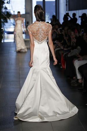Fashion friday baby got back wedding gowns with back details for Black friday wedding dresses