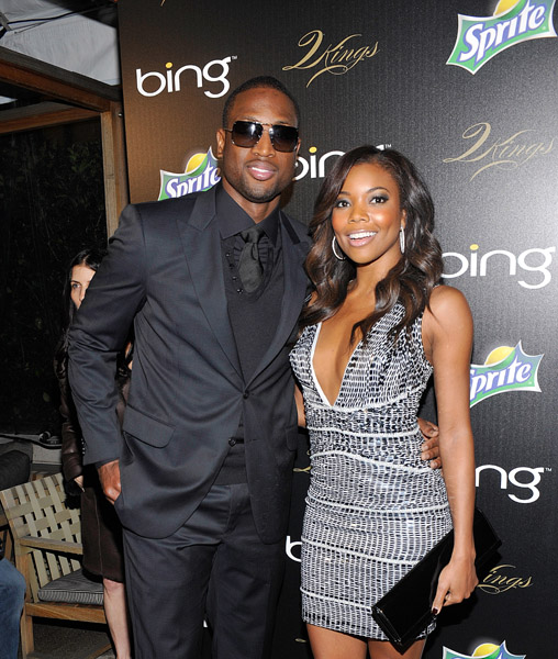 Celebrity Couple News: Gabrielle Union & Dwayne Wade are Engaged!
