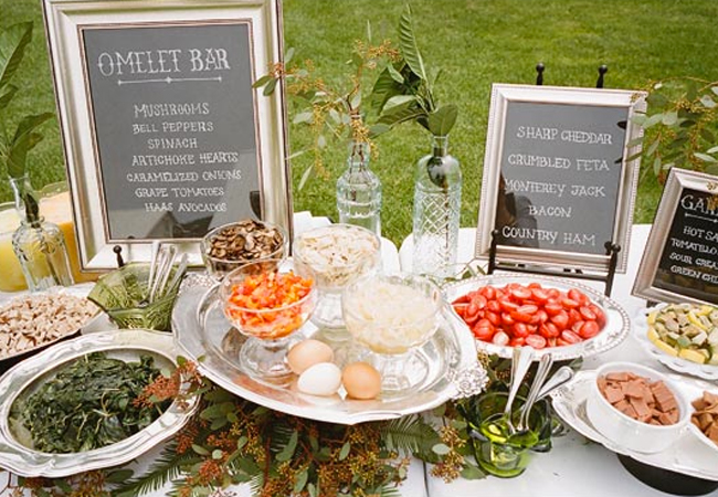 tips for having a breakfast or brunch wedding