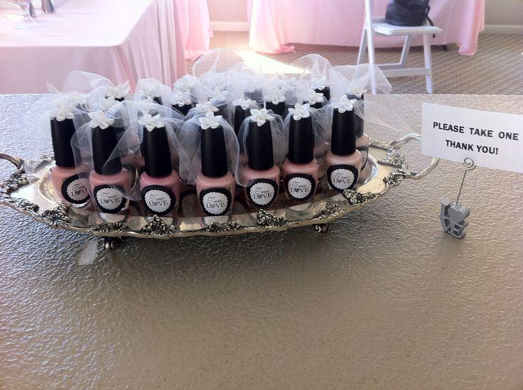 bridgettes pick of the week nail polish favors