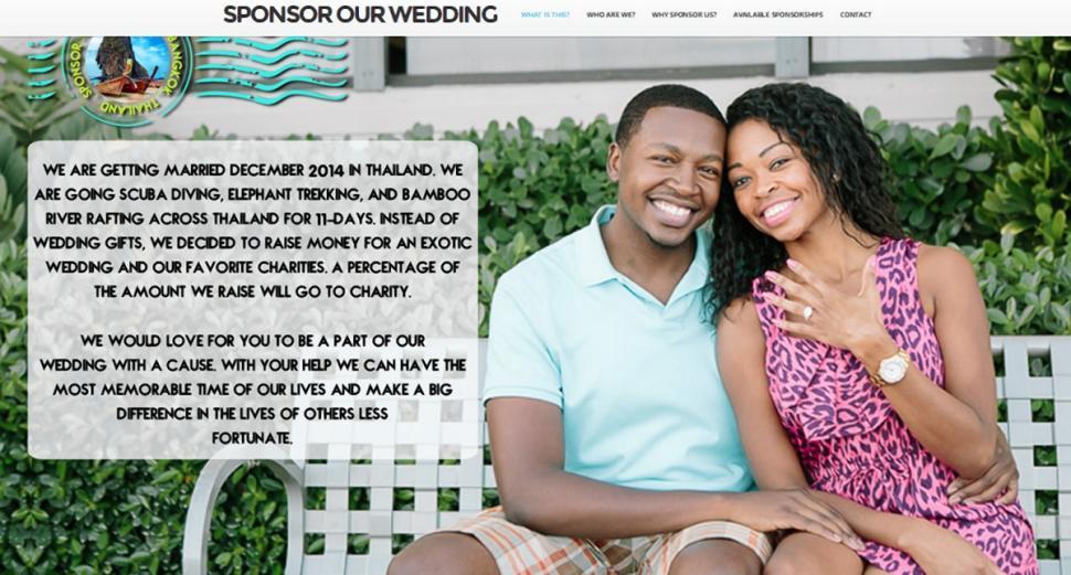 Jamil taylor wedding