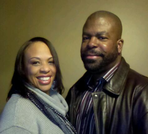 Verdel + Jeremiah have been married for more than 25 years!
