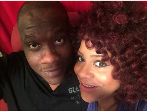 "Saying ""I Do"" at 50+: Comedic Actress Kim Coles and her honey are tying the knot"