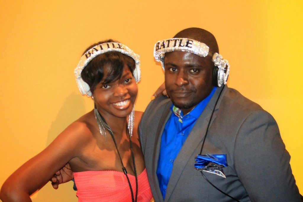 DJ Battle of One Sound & Entertainment kept guests two-stepping all night!