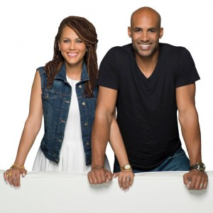 Boris Kodjoe and wife Nicole Ari-Parker celebrates Black Love on new daytime talk show Boris and Nicole Show