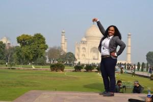 Taj Mahal, baby!