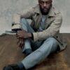 Idris - MAXIM Magazine Photo Shoot