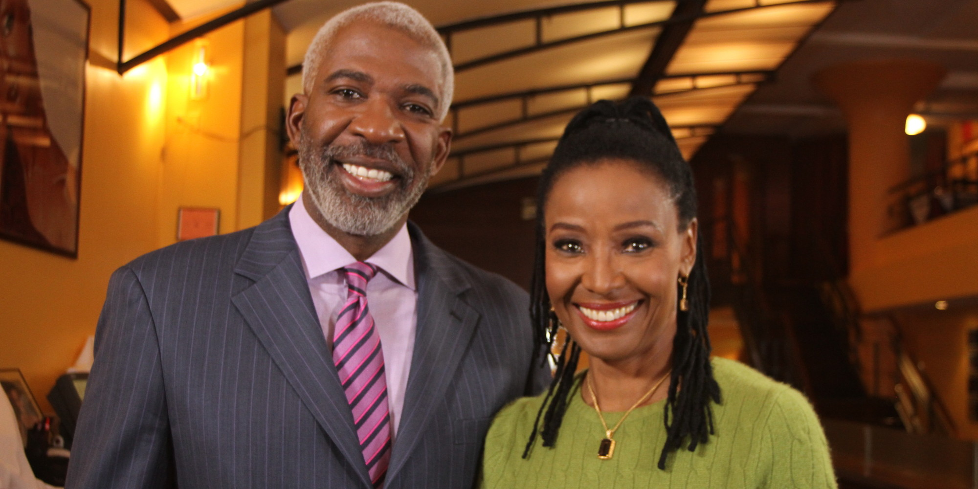 Power Couple Through the Fire: Married for over 20 years, B. Smith and husband Dan Gasby are using an unfortunate circumstance to help others
