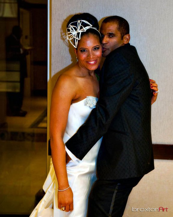 "2011 FLASHBACK: The Neelys said ""I Do"" in the ""City of Brotherly Love""!"