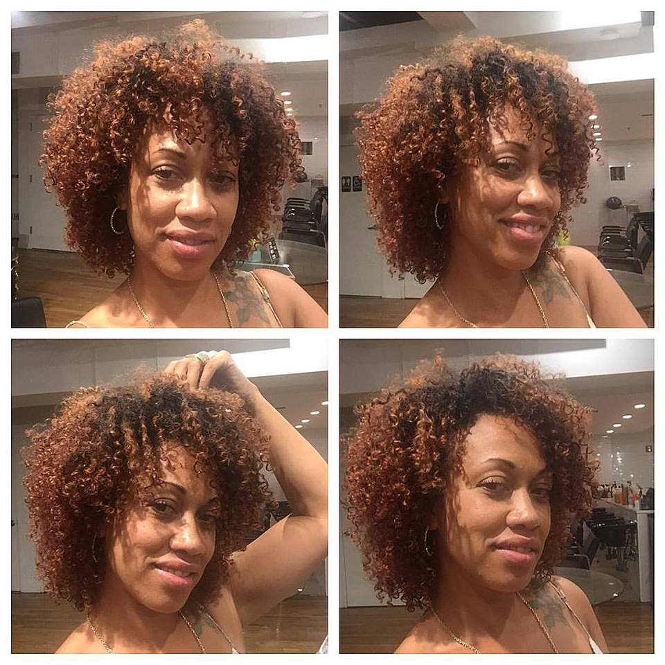 Curl Crushin': From tight kinks to loose waves veteran hairstylist Gabrielle Corney shares her hair wisdom on YouTube!