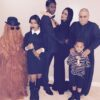 Rapper Fabolous and family were the talk of town with their Adams Family themed Halloween