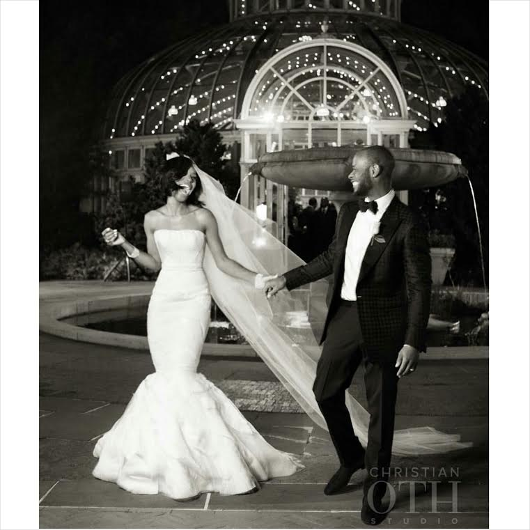 Black Bridal Bliss in Brooklyn for Magazine It Girl, Kahlana Barfield!