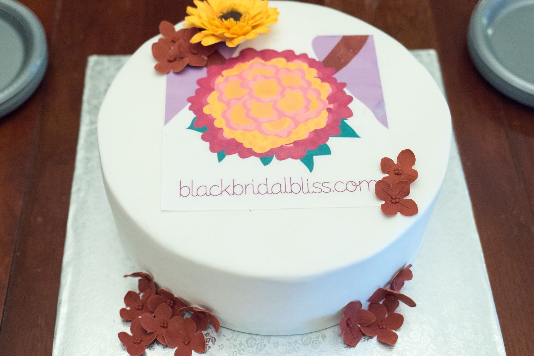 large cake