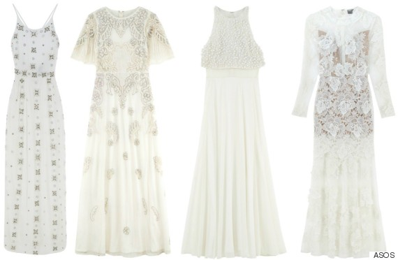 Checkout the new affordable bridal line at ASOS now!