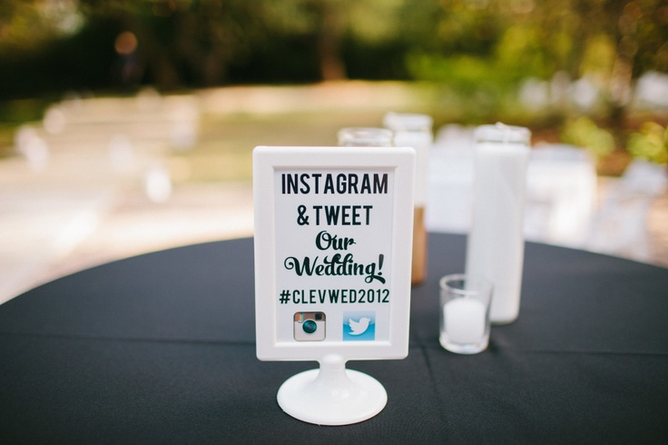 How has/will social media impacted your wedding planning?