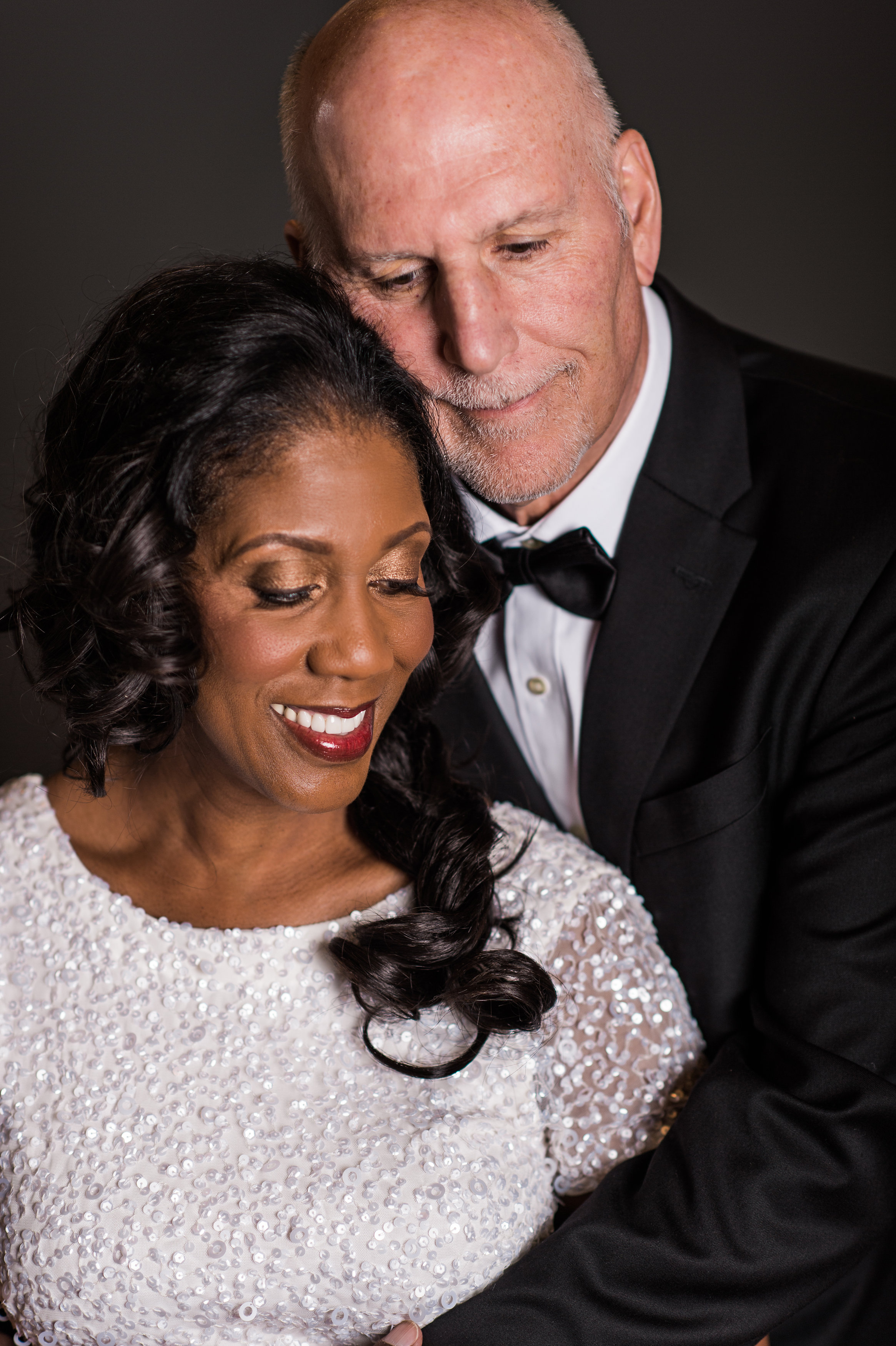 A Vow Renewal Worth the Wait: Elaine + Rich