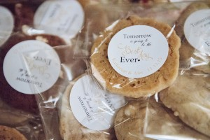 How cute are these cookie favors!
