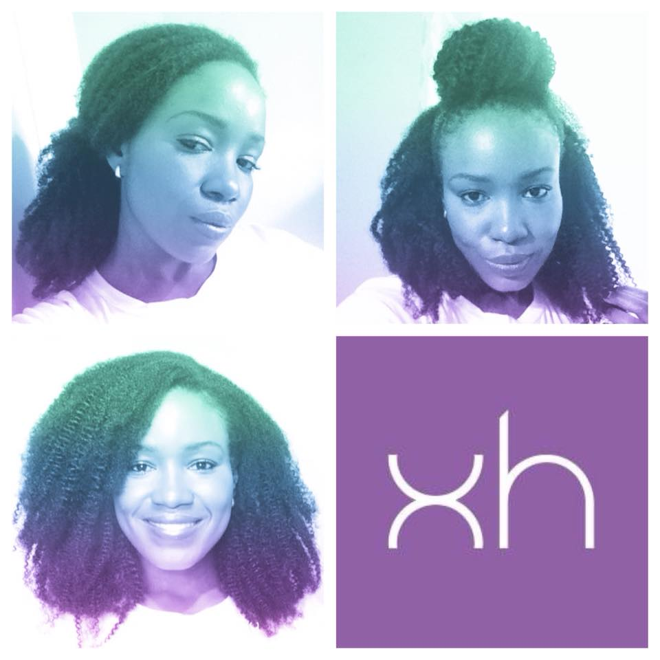 Xotica Hair is Giving Natural Hair Brides Options