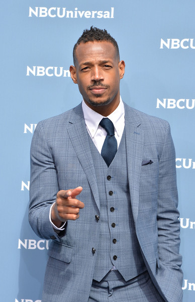 Marlon Waynes at the recent NBC Universal Upfront Presentation