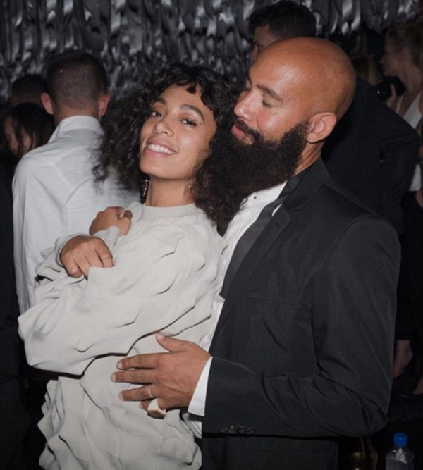 Love in the Club: Solange + Alan