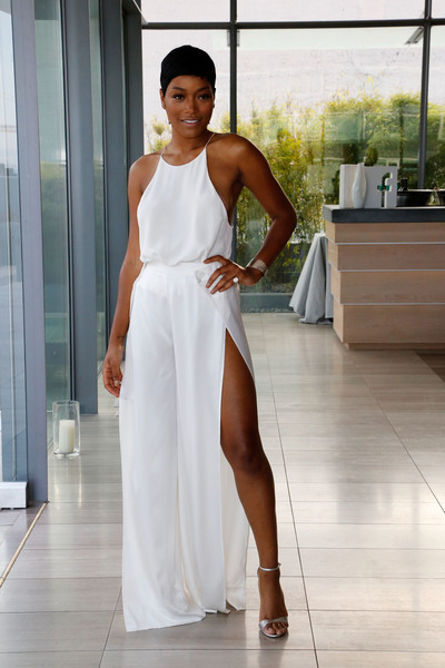 What are your thoughts on Keke Palmer's white jumpsuit?