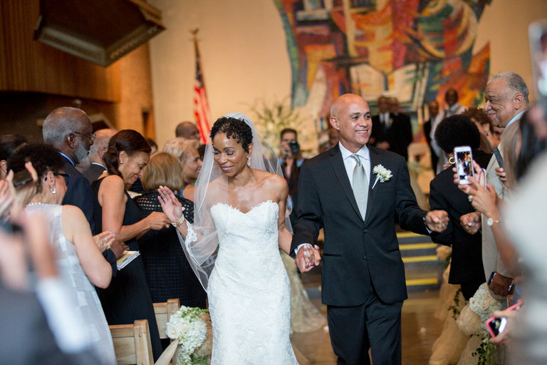 "First marriage at 60? Absolutely! Get inspired by Dr. Helene Gayle's unconventional journey to ""I Do""."
