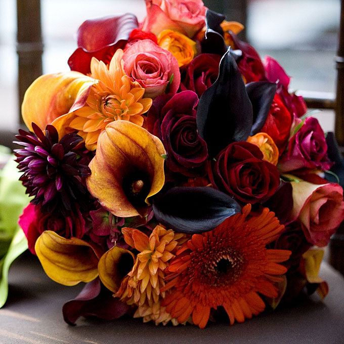 Get inspired by this season's most creative bridal bouquets!