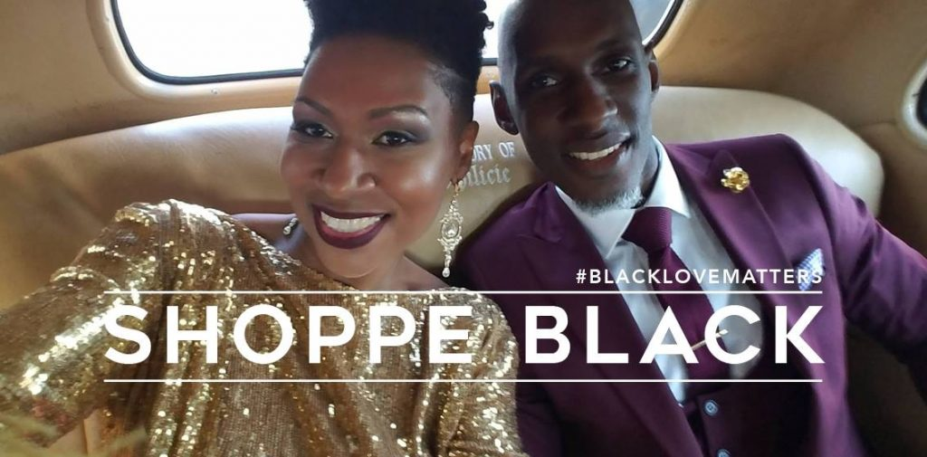Newlyweds Shantrelle + Tony Show the World That Black Love Matters!